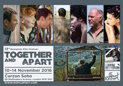 Picture of The 13th ROMANIAN FILM FESTIVAL IN LONDON:  TOGETHER AND APART
